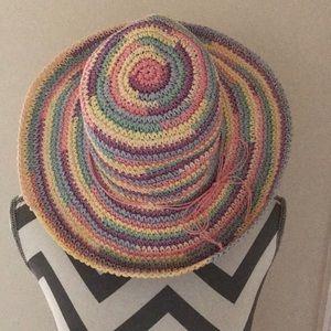 Pastel fun hat